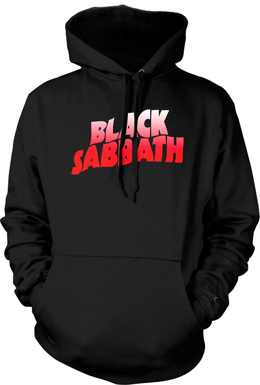 Barn Hoodie - Sabbath - Heavy Metal logotyp