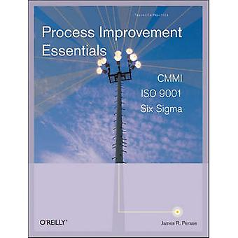 Process Improvement Essentials by James R. Persse - 9780596102173 Book
