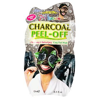 7th Heaven Face Mask Charcoal Peel Off