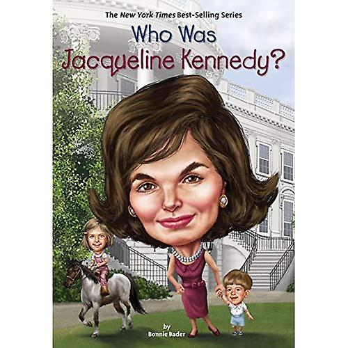 Who Was Jacqueline Kennedy? (Who Was...? (Hardcover))