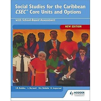 Caribien samfundsfag: CSEC samfundsfag