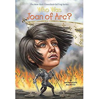 Vem var Jeanne d'Arc?