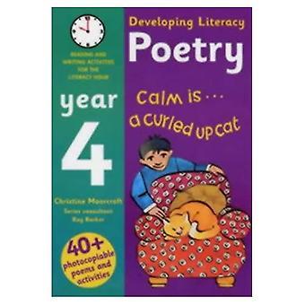 Utveckla Läs-och skrivkunnighet: Poesi: år 4: läsning och skrivning aktiviteter för läskunnighet timme (utveckla läskunnighet)