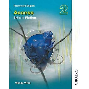 NTFE Skills in Fiction (Access) 2: Skills in Fiction (Access) Bk. 2