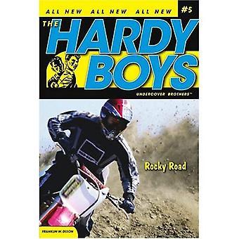 Hardy Boys Ub 05 Rocky Road (Hardy Boys: Undercover Brothers (Aladdin))