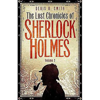 Les chroniques perdues de Sherlock Holmes, Volume 2