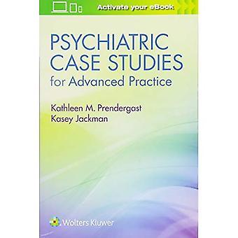 Psychiatrische Case Studies voor geavanceerde praktijk