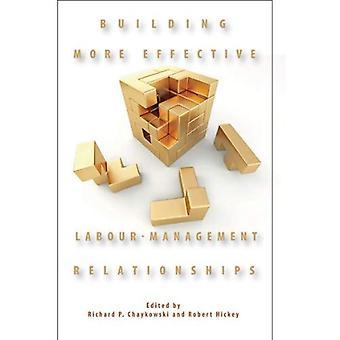 Construire des relations syndicales-patronales plus efficaces