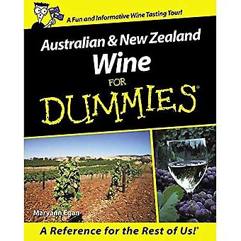 Australia y Nueva Zelanda vino para Dummies