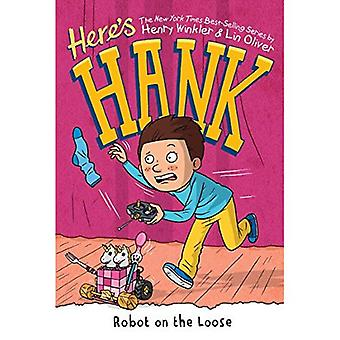 Robot on the Loose #11 (Here's Hank)