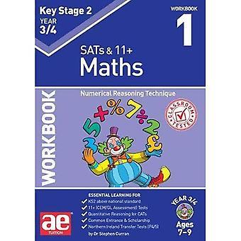 KS2 Maths Year 3/4 Workbook 1: Numerical Reasoning Technique
