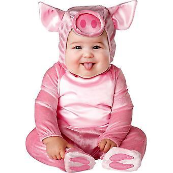 Rosa Schweinchen Kleinkind Kostüm