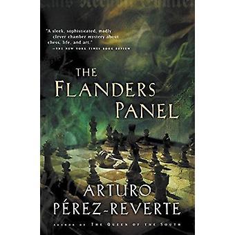 The Flanders Panel by Perez-Reverte - Arturo/ Costa - Margaret Jull (