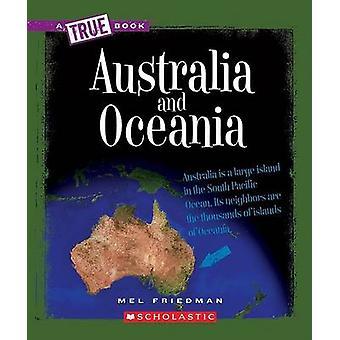 Australia and Oceania by Mel Friedman - 9780531218280 Book