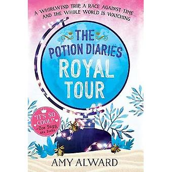 Royal Tour by Amy Alward - 9781481443821 Book