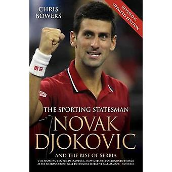 Novak Djokovic by Chris Bowers - 9781786064608 Book