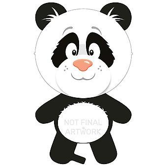 Shape Folienballon Panda Pandabär 50x90 cm Heliumballon