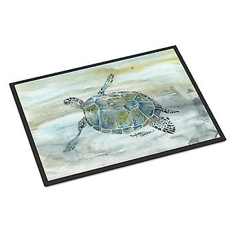 Carolines Treasures  SC2006MAT Sea Turtle Watercolor Indoor or Outdoor Mat 18x27