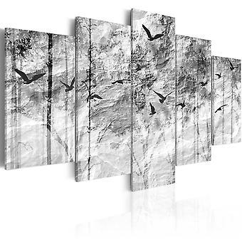 Canvas Print - Paper Memory