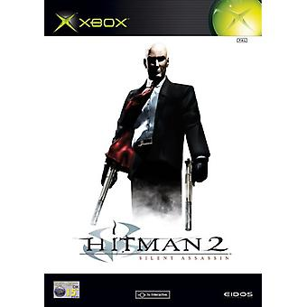 Hitman 2 Silent Assassin (Xbox) - Factory Sealed