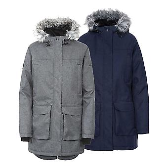 Traspaso señoras chaqueta ennegrecido