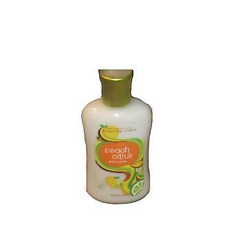 Bath & Body Works Peach Citrus Body Lotion 8 oz / 236 ml