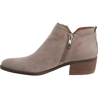 Franco Sarto Womens Laslo Leather Pointed Toe Ankle Fashion Boots