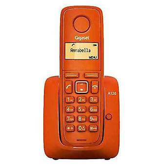 Gigaset Orange A120 Cordless Phone (Home , Electronics , Telephones , Telephones)