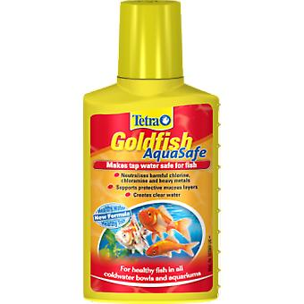 Tetra Aquasafe Gold Fish (Fish , Maintenance , Water Maintenance)