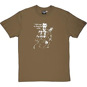 Billy Bragg Men's T-Shirt