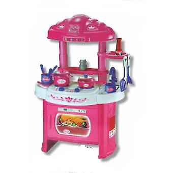 Vercor Pink Kitchen (Toys , Home And Professions , House , Playkitchen)