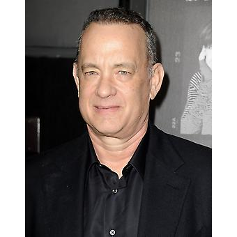 Tom Hanks At Arrivals For Everything Is Copy Premiere Tcl Chinese 6 Theatres Los Angeles Ca March 10 2016 Photo By Dee CerconeEverett Collection Photo Print