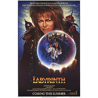 Labyrinth Movie Poster (11 x 17)