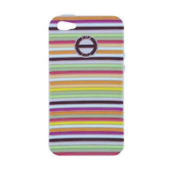 Hip Hop Cover Handyhülle Iphone 4 / 4s Millerigh HCV0045 mille colori