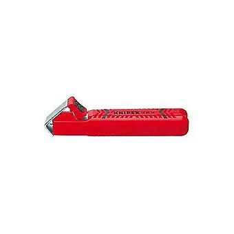 Cable stripper Suitable for Round cable 4 up to 16 mm Knipex 16 20 16 SB