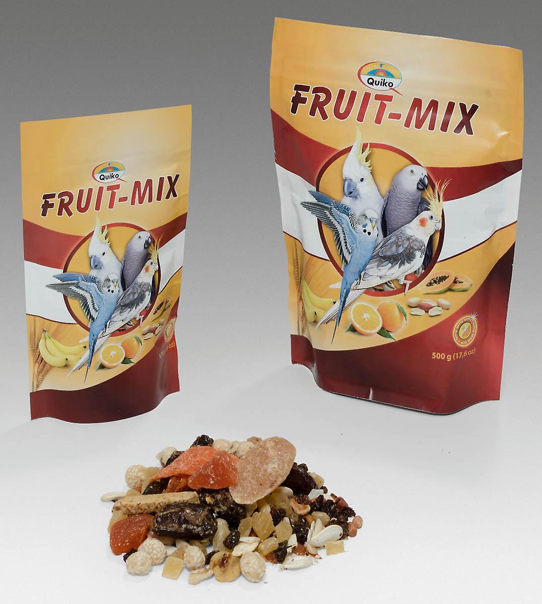 Quiko fugl frugt Mix 170g (pakke med 6)