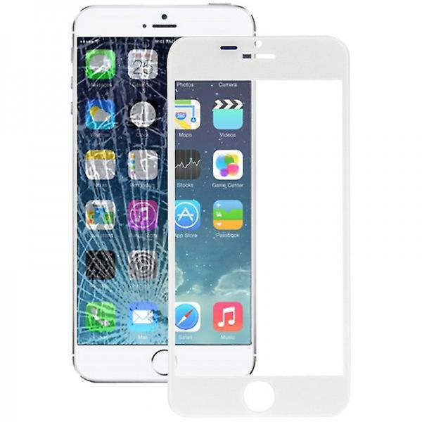 Display glass white for Apple iPhone 6 plus 5.5