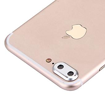 Camera protection protector ring for Apple iPhone 7 plus silver