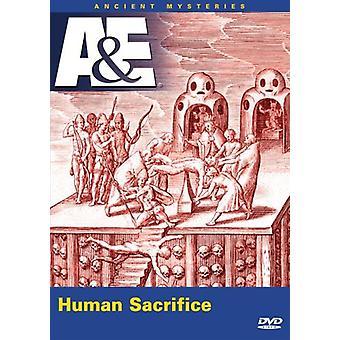 Forntida mysterier: Människooffer [DVD] USA import