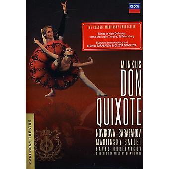 L. Minkus - Don Quixote [DVD] USA import