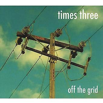 Ganger tre - Off the Grid [DVD] USA importere