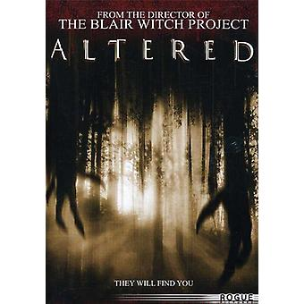 Altered [DVD] USA import