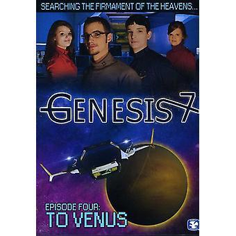Genesis 7: Episode 4-Mars Landing [DVD] USA importerer