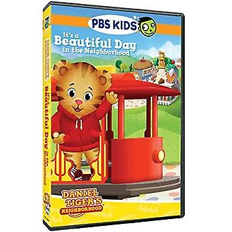 Daniel Tiger's Neighborhood: It's a Beautiful Day [DVD] USA import