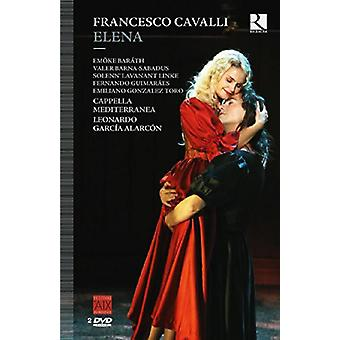 Francesco Cavalli - Francesco Cavalli Elena [DVD] USA import
