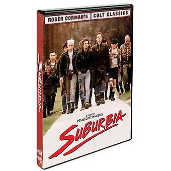 Suburbia [DVD] USA import