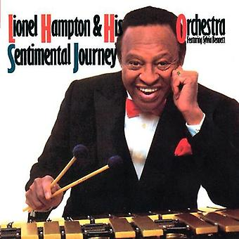 Lionel Hampton - Sentimental Journey [CD] USA import