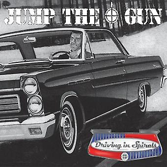 Skok broń - jazda w spirale [CD] USA import