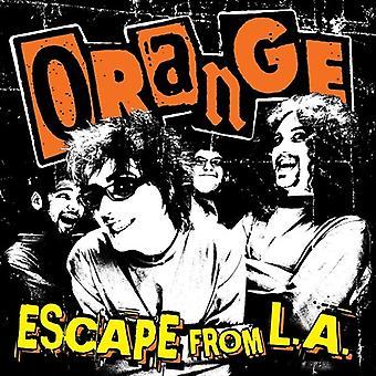 Orange - Escape fra L.a. [CD] USA import