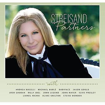 Barbra Streisand - Partners [CD] USA import